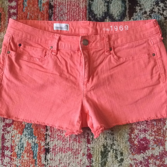 9ceca0c41d GAP Shorts | 1969 Summer Cutoffs | Poshmark